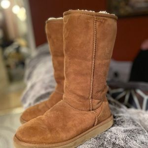 UGG Classic Tall Chestnut Winter Boots